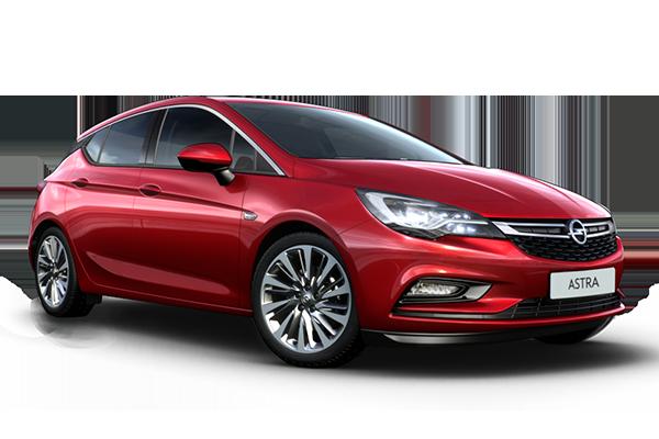 Opel Astra 5-dörrars