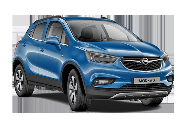 Nya Opel Mokka X