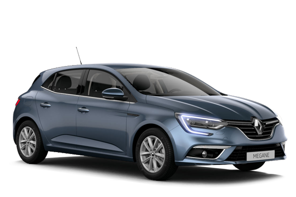 Nya Renault Megane