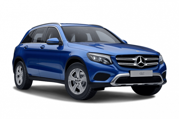 Mercedes GLC 220d 4-MATIC/Automat