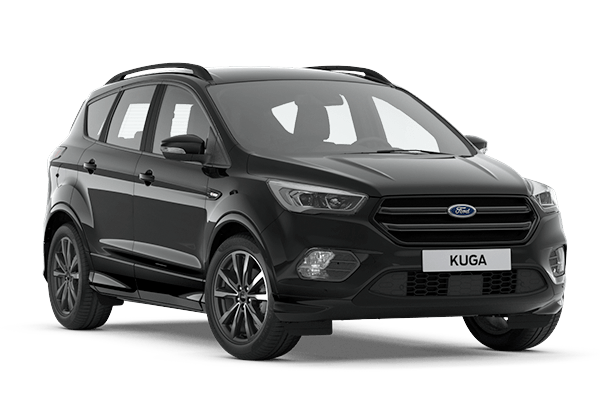 Nya Ford Kuga – Business