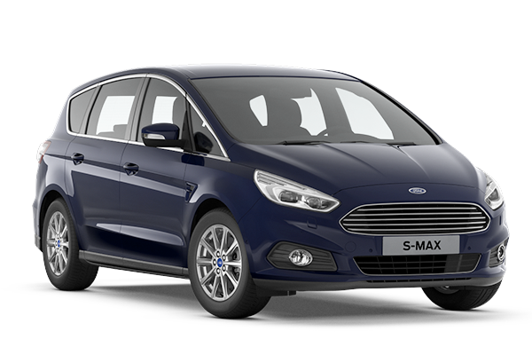 Ford S-Max Business AWD