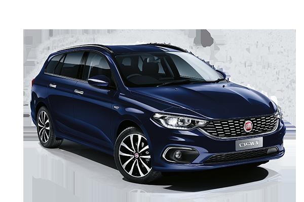 Nya Fiat Tipo Kombi