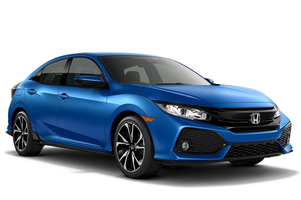 Nya Honda Civic Sport