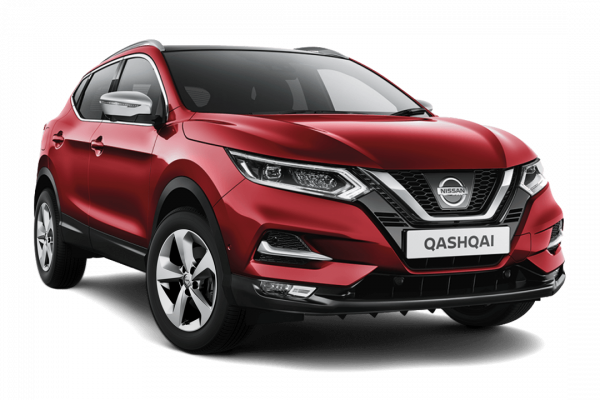 Nya Nissan Qashqai