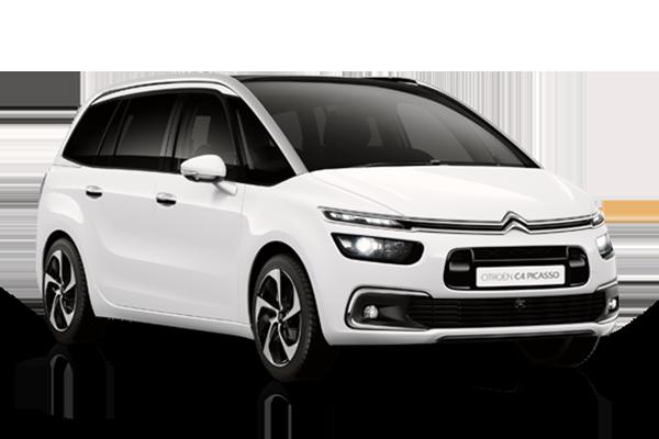Nya Citroën Grand C4 Picasso