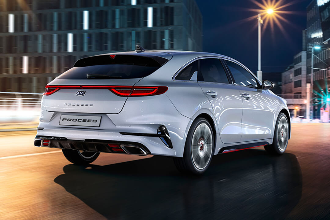 kia-proceed-gt-in-action-rear