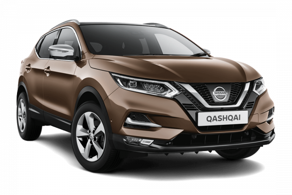 Nissan Qashqai 160Hk